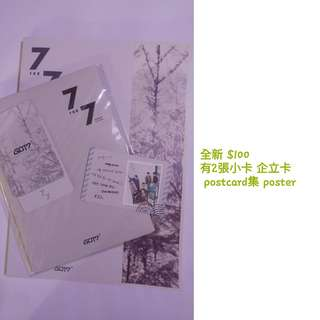 全新韓國Got7   7for7 special edition專輯