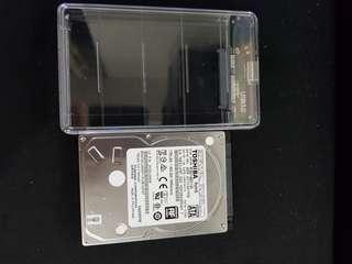 1TB Toshiba HDD