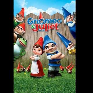 [Rent-A-Movie] GNOMEO AND JULIET (2011) [MCC004]