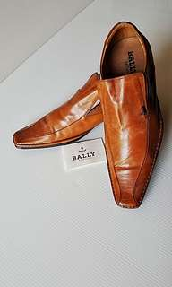 Sepatu Pantofel BALLY Made In Switzerland