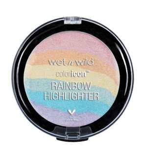 Wet 'n Wild Color Icon Rainbow Highlighter