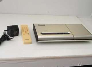 Bose Lifestyle 5 media center & remote