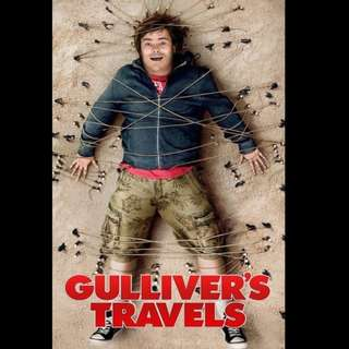 [Rent-A-Movie] GULLIVER'S TRAVELS (2010)