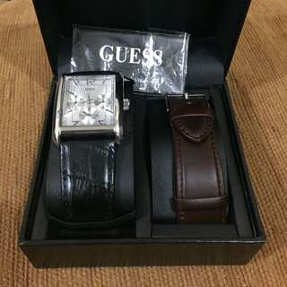 Guess watch black NEW