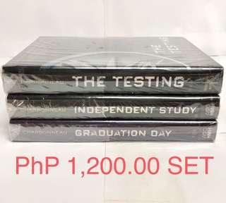 YA Books (The Testing Series)