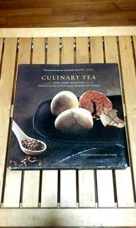 Culinary book cooking book tea book culinary tea cook book