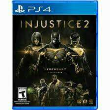 Injustice 2 edition original box