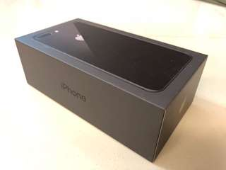 iPhone 8 Plus 64GB Black 黑色
