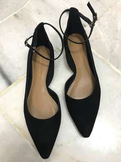 Charles & Keith - Ankle Strap Pumps
