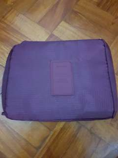 Purple Travel Pouch
