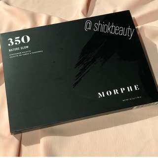 [SOLD OUT] Morphe 35O 35 Color Nature Glow Palette