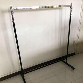 Garment Rack single 3feet with/without wheels