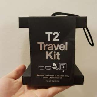 T2 Travel Kit