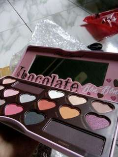 EYESHADOW TOO FACED CHOCOLATE