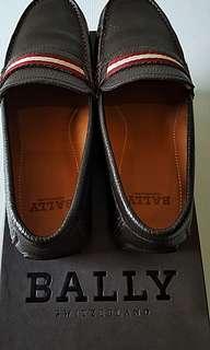 Sepatu Pantofel BALLY Wabler Made In Switzerland