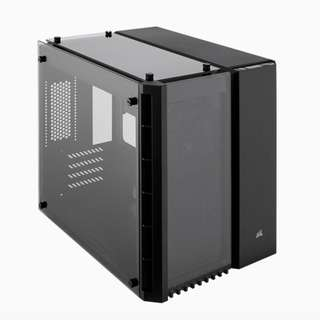 Corsair Crystal Series 280X Tempered Glass Micro ATX Case