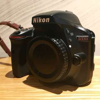 Nikon D3300 + 18-55 kit lens + Nikon WU-1a