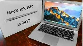 Bunga 0,99% Macbook Air MQ32ID 2017 cicilan tanpa kartu kredit