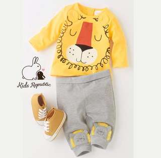 KIDS/ BABY - Tshirt/ leggings/ boots/ set