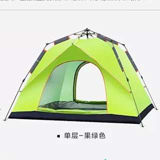 Camping Tent Automatic Opening