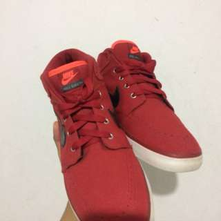 """AUTHENTIC NIKE SHOES """"NIKE SUKETO RED"""" Made in Indonesia"""