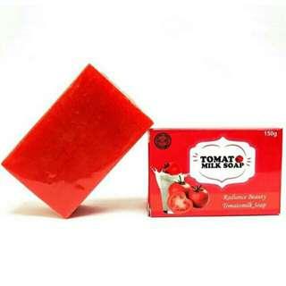 Organic Tomato Milk Soap