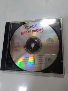 CD - Break Drums