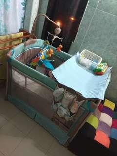 Katil baby baby crib