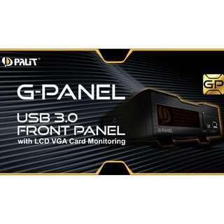 Palit LCD VGA Card Monitoring