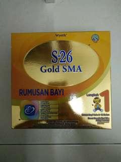 s26 gold sma 200g