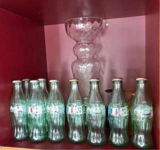 20yrs Old 'Coca Cola' bottle