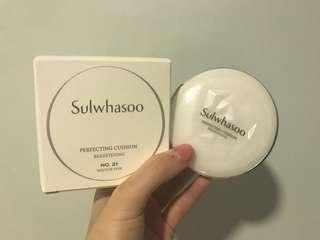 Sulwhasoo Perfecting Cushion (Brand New)