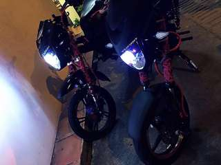 Registered Ebike 72v LIPO. 20ah