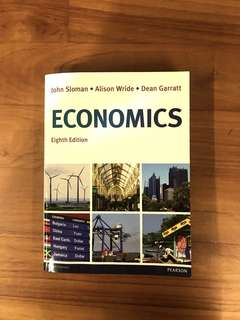 🚚 A Level Economics Textbook Eighth Edition