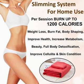 🚚 Burn Fat While Resting Home Use Slimming System