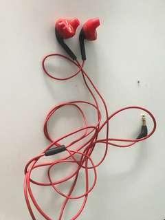 Running earphones