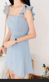 Light Blue Dress SSD
