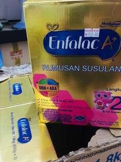 Enfalac A+ Step 2