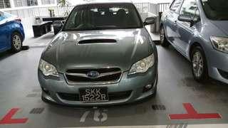 Subaru Legacy SG