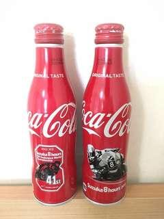 日本鈴木第41屆電單車耐力賽紀念版可口可樂