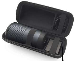 Case only ~ Bose Soundlink Revolve / Revolve+ Hard case 保護套 不連喇叭