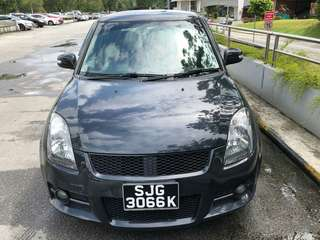 Suzuki Swift SG