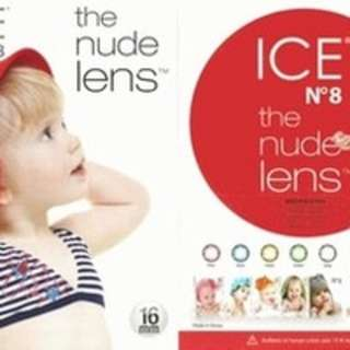 X2 ICE No8 softlens