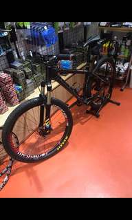 🚚 Cube XC Hardtail Mountain bike