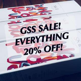 GSS PROMO ON ALL LISTINGS!