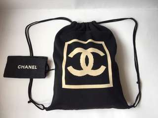 Authentic Chanel Rare Rucksack Backpack
