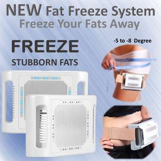 🚚 2 IN 1 Fat Freeze + LED Fat Cell Damage Therapy  FREE GIFT WORTH $360