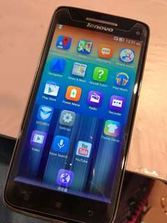 Lenovo S960 & Alcatel OneTouch POP2