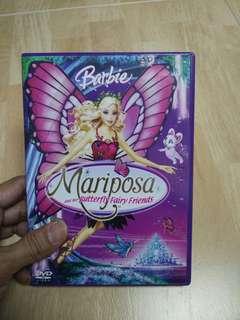 DVD Mariposa