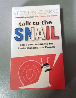 🚚 Talk to the snail